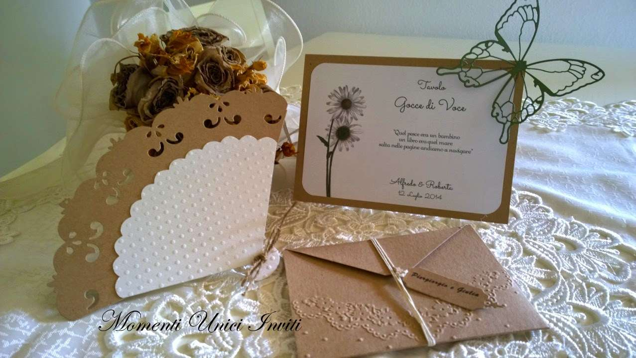 Inviti Matrimonio Country Chic : Coordinati in stile shabby country chic momenti unici inviti
